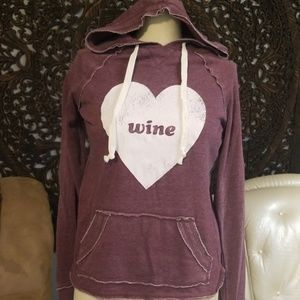 Wine Hoodie - Grayson Threads